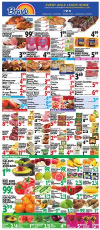 Catalogue Bravo Supermarkets - Thanksgiving Ad 2019 from 11/29/2019