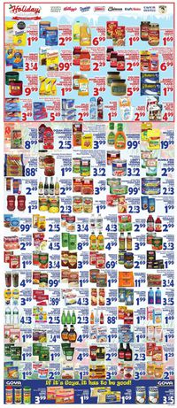 Catalogue Bravo Supermarkets - Holidays Ad 2019 from 12/13/2019