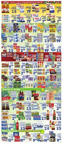 Catalogue Bravo Supermarkets - Holidays Ad 2019 from 12/13/2019