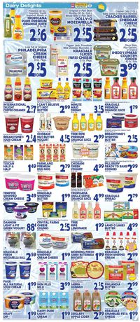 Catalogue Bravo Supermarkets - New Year's Ad 2019/2020 from 12/27/2019