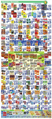 Catalogue Bravo Supermarkets from 01/17/2020