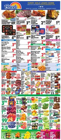 Catalogue Bravo Supermarkets from 02/07/2020