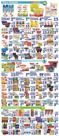 Catalogue Bravo Supermarkets from 02/21/2020