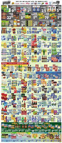 Catalogue Bravo Supermarkets from 03/13/2020