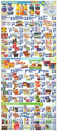 Catalogue Bravo Supermarkets from 03/27/2020