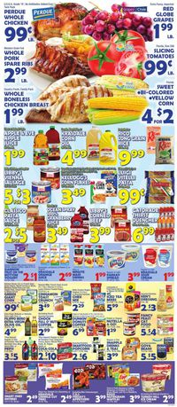 Catalogue Bravo Supermarkets from 04/17/2020