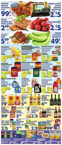 Catalogue Bravo Supermarkets from 04/24/2020