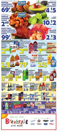 Catalogue Bravo Supermarkets from 05/01/2020