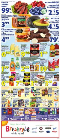Catalogue Bravo Supermarkets from 05/08/2020