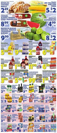 Catalogue Bravo Supermarkets from 05/15/2020