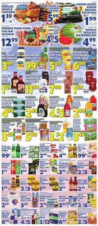 Catalogue Bravo Supermarkets from 05/22/2020