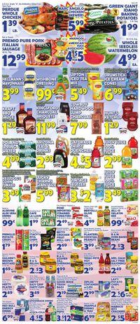 Catalogue Bravo Supermarkets from 05/22/2020