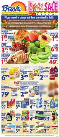 Catalogue Bravo Supermarkets from 06/05/2020