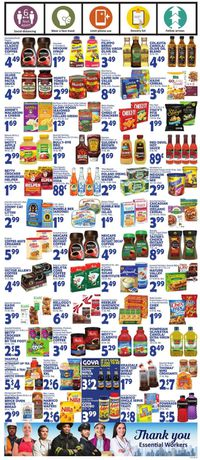 Catalogue Bravo Supermarkets from 06/12/2020