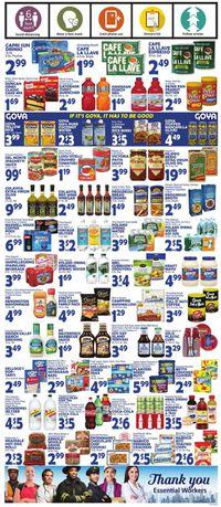 Catalogue Bravo Supermarkets from 06/19/2020