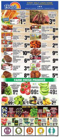 Catalogue Bravo Supermarkets from 07/03/2020