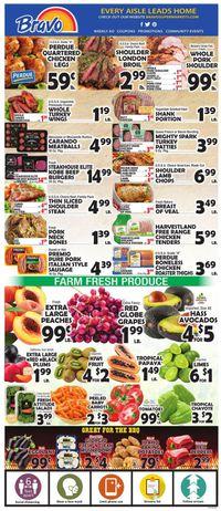 Catalogue Bravo Supermarkets from 07/10/2020