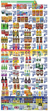 Catalogue Bravo Supermarkets from 07/17/2020