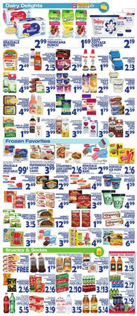 Catalogue Bravo Supermarkets from 07/24/2020