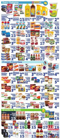 Catalogue Bravo Supermarkets from 08/14/2020