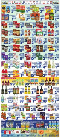 Catalogue Bravo Supermarkets from 09/18/2020
