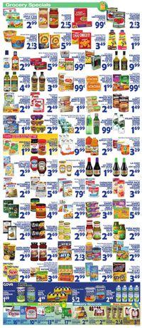 Catalogue Bravo Supermarkets from 09/25/2020