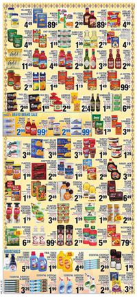 Catalogue Bravo Supermarkets from 04/29/2021