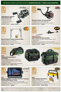 Catalogue Cabela's from 05/01/2019