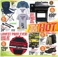 Catalogue Cabela's from 05/08/2019