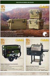 Catalogue Cabela's from 06/01/2019