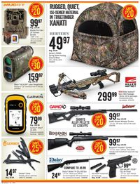 Catalogue Cabela's from 07/05/2019