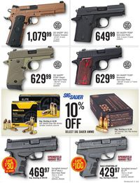 Catalogue Cabela's from 07/12/2019