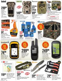 Catalogue Cabela's from 08/26/2019