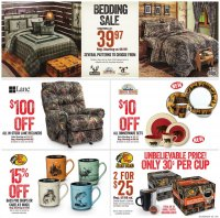 Catalogue Cabela's from 09/05/2019