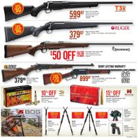 Catalogue Cabela's from 10/17/2019