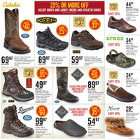 Catalogue Cabela's from 10/31/2019