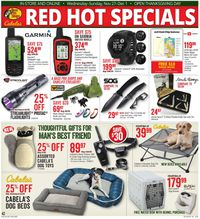 Catalogue Cabela's - Black Friday Ad 2019 from 11/27/2019