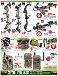 Catalogue Cabela's - Christmas Sale Ad 2019 from 12/15/2019