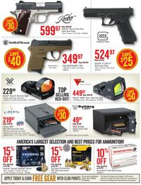 Catalogue Cabela's from 01/09/2020
