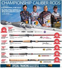 Catalogue Cabela's from 03/12/2020