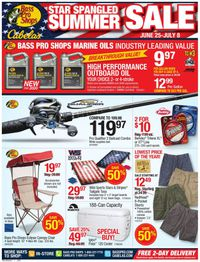 Catalogue Cabela's from 06/25/2020