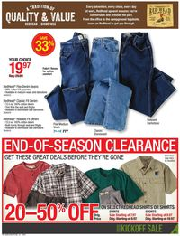Catalogue Cabela's from 08/27/2020