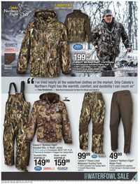 Catalogue Cabela's from 10/01/2020