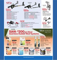 Catalogue Camping World from 11/07/2019