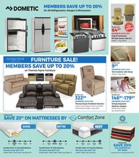 Catalogue Camping World from 04/01/2020