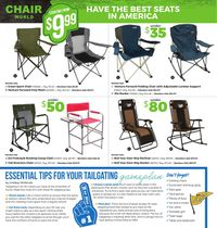 Catalogue Camping World from 09/01/2020