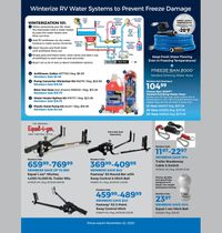 Catalogue Camping World from 11/01/2020