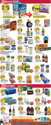 Catalogue Cash Wise - Thanksgiving Ad 2019 from 11/20/2019