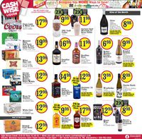 Catalogue Cash Wise from 12/08/2019
