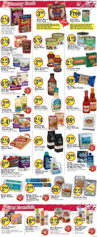 Catalogue Cash Wise - New Year's Ad 2019/2020 from 12/25/2019